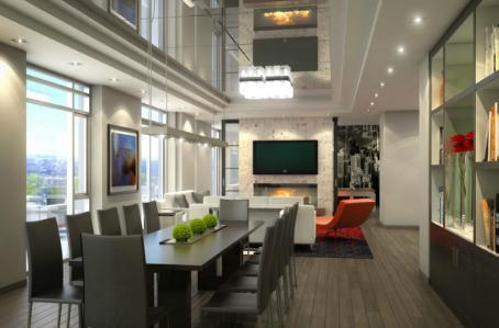 The College Condominium at Spadina photo 3